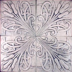 ceramic tile set